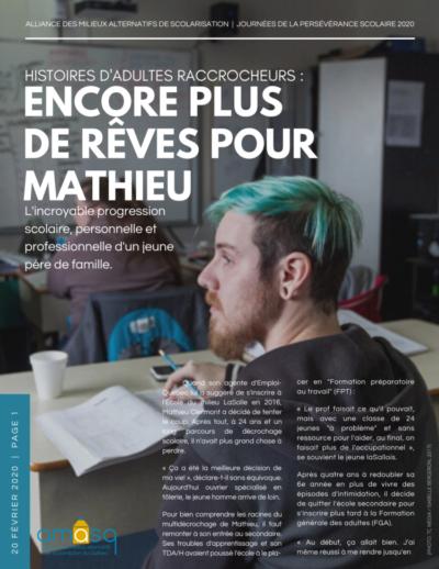 Mathieu Clermont JPS 2020